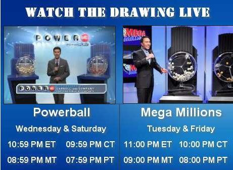 How To Watch The Powerball Draw Live
