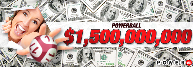 $1.5 billion Powerball, biggest Powerball jackpot ever